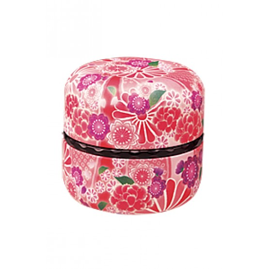 Traditional Flower Canister
